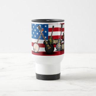 Electric Classic's - USA Travel Mug