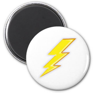 Electric + Company! 2 Inch Round Magnet