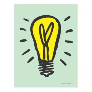 Electric Company Postcard