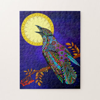Electric Crow Puzzle