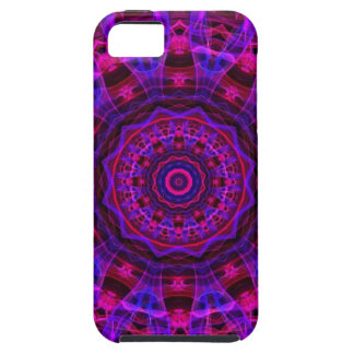 Electric Current kaleidoscope iPhone 5 Cases
