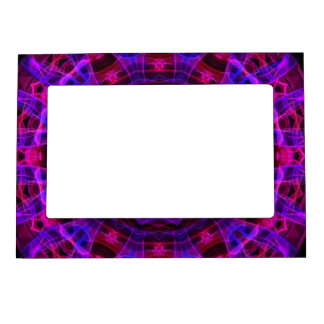 Electric Current kaleidoscope Magnetic Picture Frame