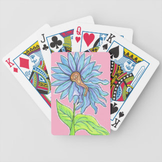 Electric Daisy Bicycle Playing Cards