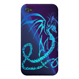 Electric Dragon -is iPhone 4/4S Cover