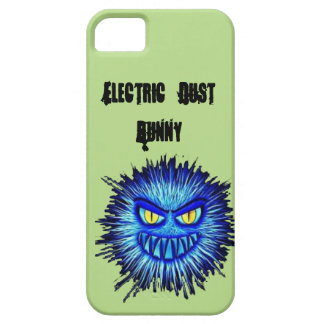Electric Dust Bunny iPhone SE/5/5s Case