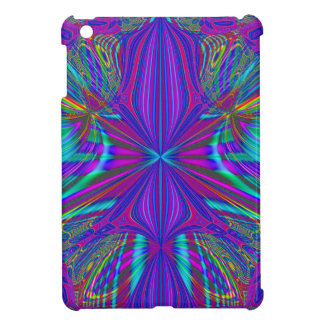 Electric Eclectic iPad Mini Covers