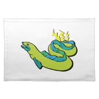 Electric Eel Placemat