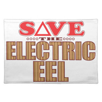 Electric Eel Save Placemat