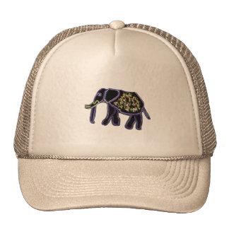 Electric Elephants Trucker Hat