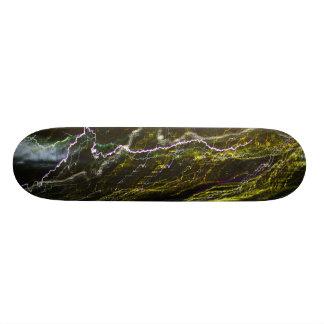Electric Eye Skateboard
