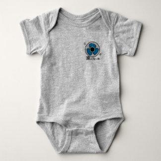 Electric fan baby bodysuit