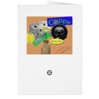 Electric Fan Generic Card