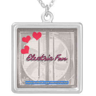 Electric Fan Romantic Necklace