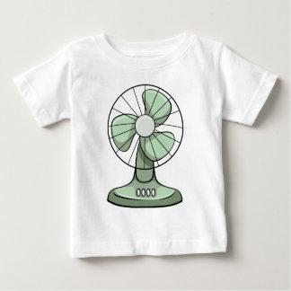 Electric fan shirt
