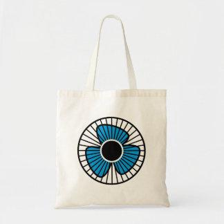 Electric fan tote bag