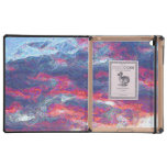 """Electric Fire Clouds""   (Clouds only) Case For iPad"