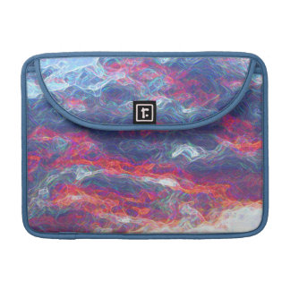 """Electric Fire Clouds""   (Clouds only) Sleeve For MacBook Pro"