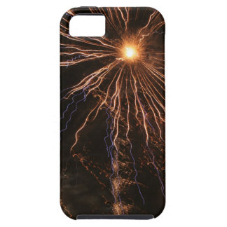 Electric Fireworks iPhone 5 Case