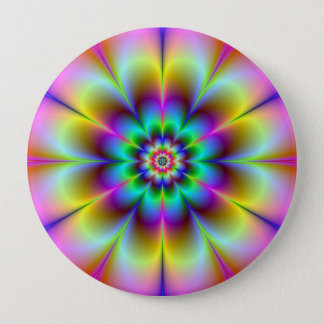 Electric Flower Button