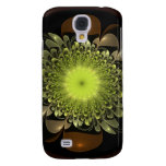 Electric Flower Galaxy S4 Cases