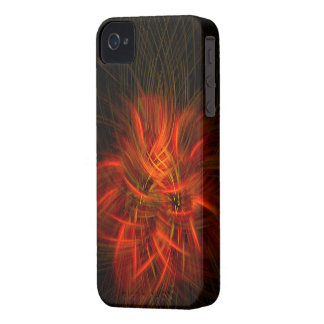 Electric Flower iPhone 4 Case