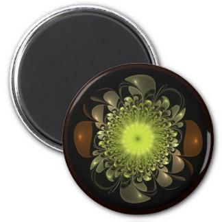 Electric Flower Magnet