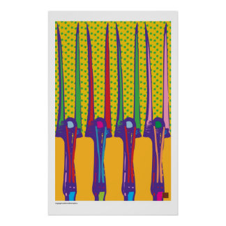 Electric Forks 3-Print