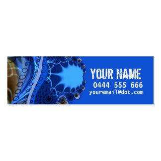 ELECTRIC Fractal Profile Card