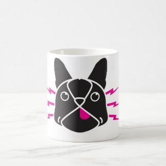Electric Frenchie! Coffee Mug