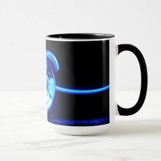 Electric globe - mug