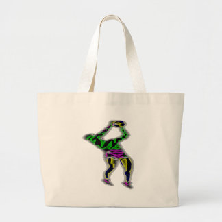 ELECTRIC GOALIE TOTE BAGS