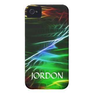 Electric green iPhone 4 Case-Mate cases