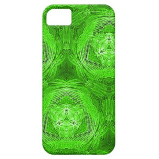 Electric Green iPhone 5 Case