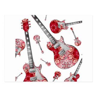Electric Guitar 04.jpg Postcard