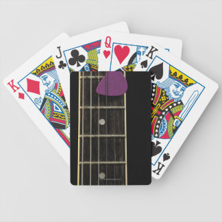Electric Guitar 10 Bicycle Playing Cards