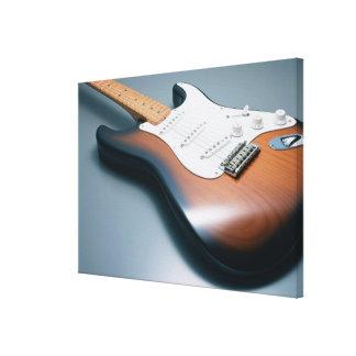 Electric Guitar 10 Canvas Print