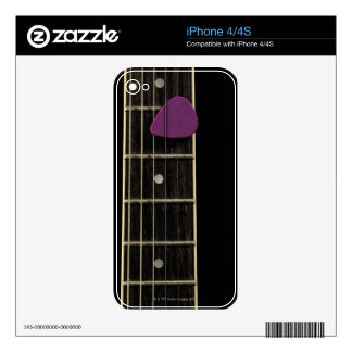 Electric Guitar 10 iPhone 4S Decal