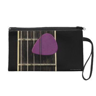 Electric Guitar 10 Wristlet Clutches
