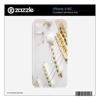 Electric Guitar 11 Decal For The iPhone 4S