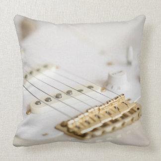 Electric Guitar 11 Throw Pillows