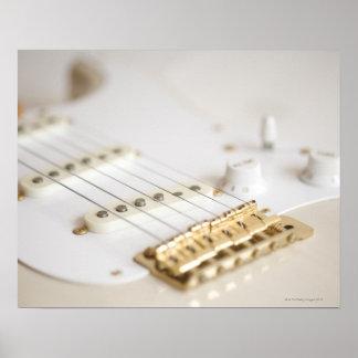 Electric Guitar 11 Poster