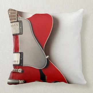 Electric Guitar 12 Throw Pillows