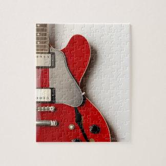 Electric Guitar 12 Puzzles