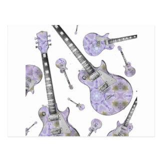 Electric Guitar 15.jpg Postcard