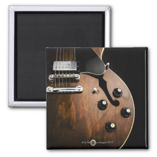 Electric Guitar 3 2 Inch Square Magnet