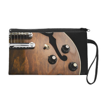 Electric Guitar 3 Wristlet Clutches