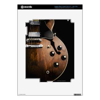 Electric Guitar 3 iPad 3 Skin