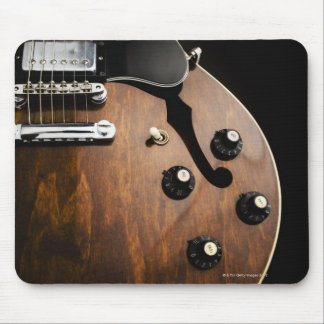 Electric Guitar 3 Mouse Pad