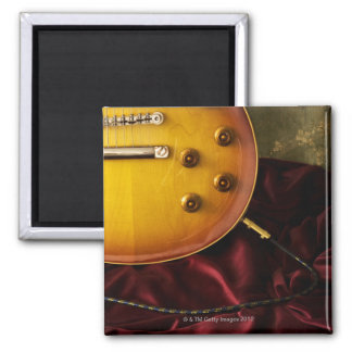 Electric Guitar 6 2 Inch Square Magnet