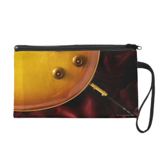 Electric Guitar 6 Wristlet Clutches